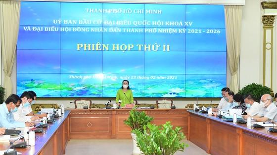 TPHCM: 10 đơn vị bầu cử ĐBQH phân chia theo số dân ảnh 1