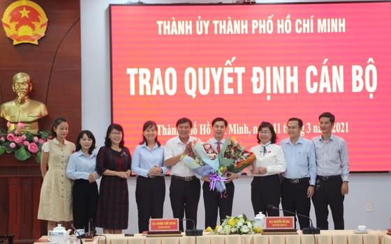 Đồng chí Triệu Đỗ Hồng Phước làm Phó Bí thư Huyện ủy, Chủ tịch UBND huyện Nhà Bè ảnh 3