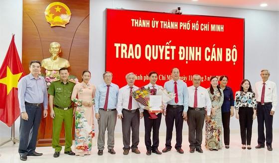 Đồng chí Triệu Đỗ Hồng Phước làm Phó Bí thư Huyện ủy, Chủ tịch UBND huyện Nhà Bè ảnh 2