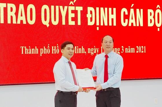 Đồng chí Triệu Đỗ Hồng Phước làm Phó Bí thư Huyện ủy, Chủ tịch UBND huyện Nhà Bè ảnh 1