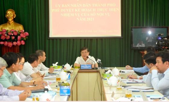 Chủ tịch UBND TPHCM Nguyễn Thành Phong: Đề xuất cơ chế thuê người làm Tổng giám đốc doanh nghiệp nhà nước   ảnh 1