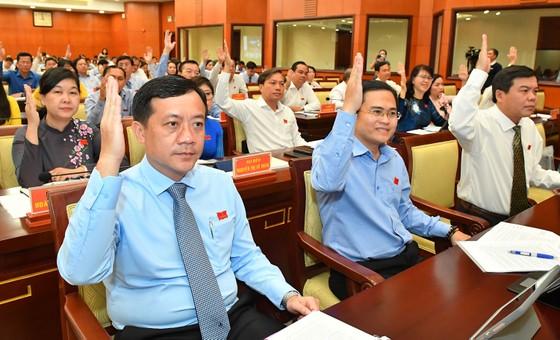 HĐND TPHCM tổ chức kỳ họp chuyên đề xem xét nhiều vấn đề cấp bách ảnh 3