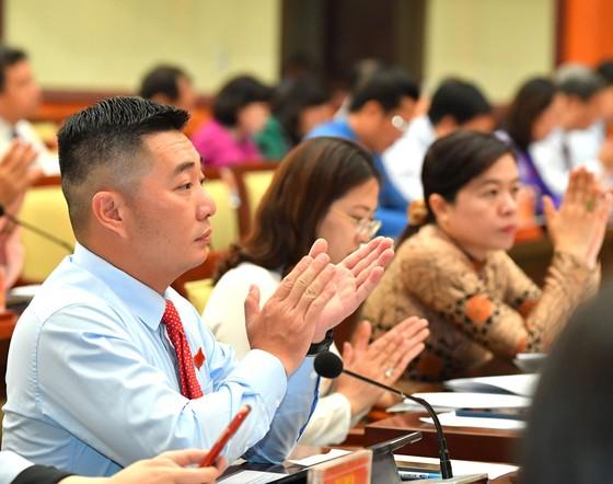 HĐND TPHCM tổ chức kỳ họp chuyên đề xem xét nhiều vấn đề cấp bách ảnh 4