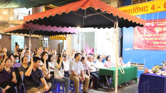 Cử tri đồng ý giới thiệu ông Trần Hoàng Ngân tiếp tục ứng cử đại biểu Quốc hội khóa XV ảnh 2