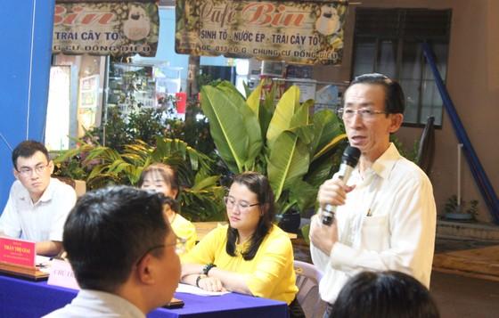 Cử tri đồng ý giới thiệu ông Trần Hoàng Ngân tiếp tục ứng cử đại biểu Quốc hội khóa XV ảnh 1