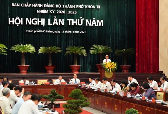 Bí thư Thành ủy TPHCM Nguyễn Văn Nên: Chống dịch Covid-19 vẫn là ưu tiên số 1 ảnh 1