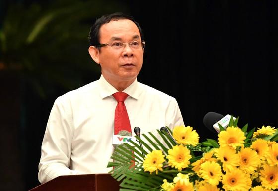 Bí thư Thành ủy TPHCM Nguyễn Văn Nên: Chống dịch Covid-19 vẫn là ưu tiên số 1 ảnh 2
