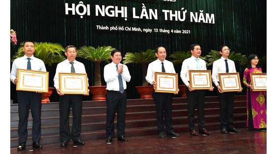 Bí thư Thành ủy TPHCM Nguyễn Văn Nên: Chống dịch Covid-19 vẫn là ưu tiên số 1 ảnh 4