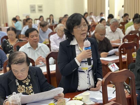 Hội nghị hiệp thương lần thứ ba: TPHCM còn 38 người ứng cử ĐBQH khóa XV ảnh 1