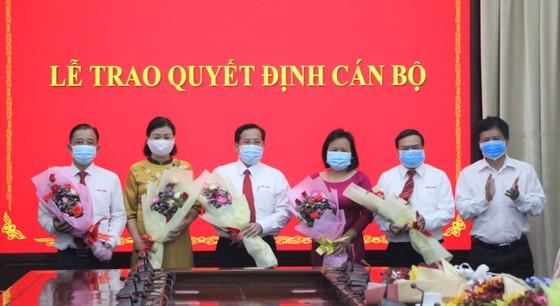 Trao quyết định nhân sự lãnh đạo báo Phụ Nữ TPHCM và Người Lao Động ảnh 3