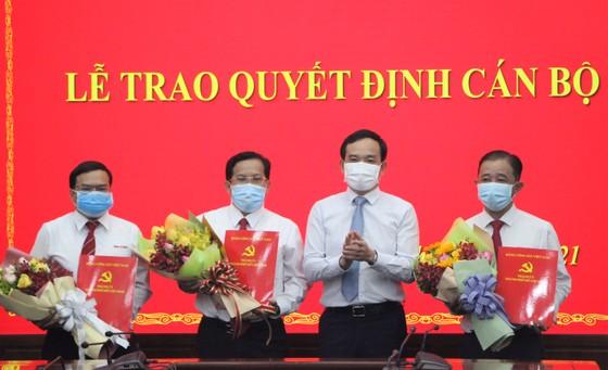 Trao quyết định nhân sự lãnh đạo báo Phụ Nữ TPHCM và Người Lao Động ảnh 2