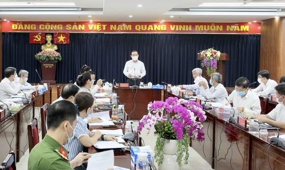 Bí thư Thành ủy TPHCM Nguyễn Văn Nên: Cần làm đúng việc, đúng vai, cố gắng đổi mới vượt qua chính mình ảnh 1