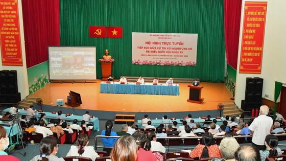 Chủ tịch nước Nguyễn Xuân Phúc: Sớm có tuyến cao tốc xuyên biên giới, giúp huyện Hóc Môn và Củ Chi đột phá phát triển ảnh 1