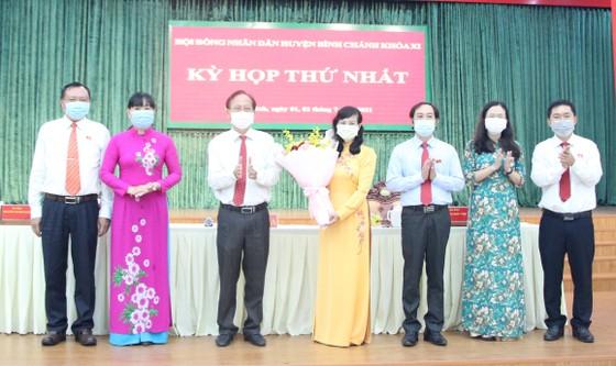 Đồng chí Đào Gia Vượng tiếp tục giữ chức Chủ tịch UBND huyện Bình Chánh ảnh 3