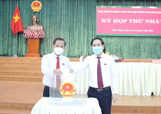 Đồng chí Đào Gia Vượng tiếp tục giữ chức Chủ tịch UBND huyện Bình Chánh ảnh 1