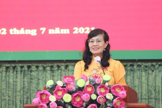 Đồng chí Đào Gia Vượng tiếp tục giữ chức Chủ tịch UBND huyện Bình Chánh ảnh 2