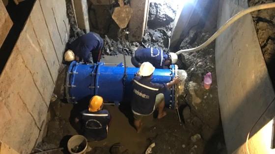 Nỗ lực bảo vệ hành lang ống dẫn nước sạch ảnh 1