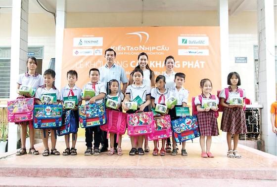 Tiến Phát tài trợ xây cầu Khang Phát tại tỉnh Hậu Giang ảnh 2