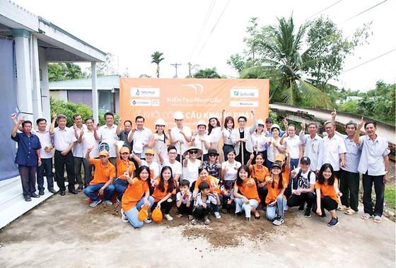 Tiến Phát tài trợ xây cầu Khang Phát tại tỉnh Hậu Giang ảnh 4