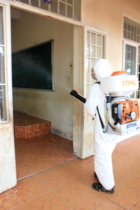 Vedan Việt Nam góp sức phòng chống bệnh tại hơn 60 trường học (huyện Long Thành, tỉnh Đồng Nai) ảnh 2
