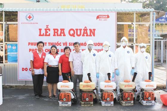 Vedan Việt Nam góp sức phòng chống bệnh tại hơn 60 trường học (huyện Long Thành, tỉnh Đồng Nai) ảnh 1