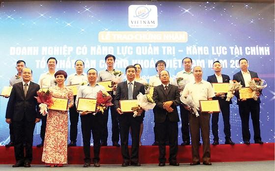 Hòa Bình có năng lực quản trị tài chính tốt trên sàn chứng khoán Việt Nam 2018 ảnh 3