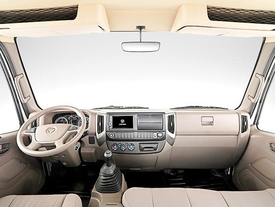 Foton M4 - xe tải cao cấp thế hệ mới của liên doanh Daimler - Foton ảnh 2