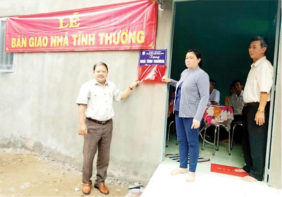 Một số hoạt động từ thiện của Công ty XSKT Đồng Tháp trong tháng 9-2019 ảnh 3