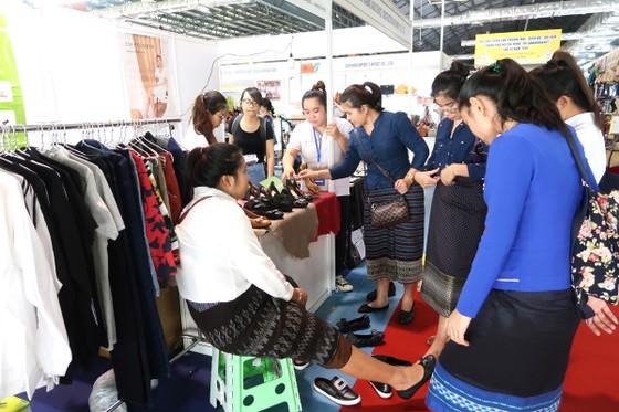 Sản phẩm Việt tiến vào thị trường Lào ảnh 1