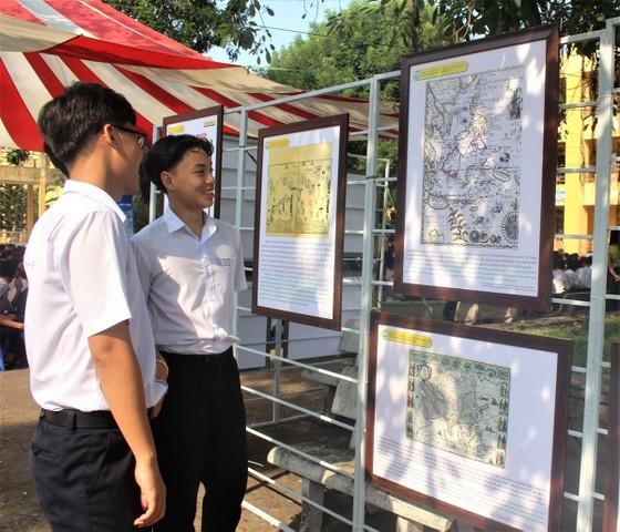 Triển lãm 'Hoàng Sa, Trường Sa của Việt Nam - Những bằng chứng lịch sử và pháp lý' ảnh 1