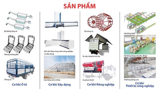 Phát triển cơ khí tại KCN Thaco - Chu Lai ảnh 1