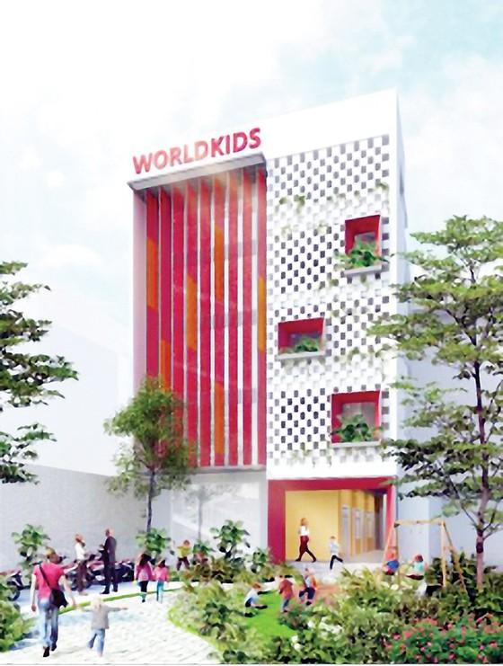 Khi trường có không gian xanh sẽ tạo nên 'thói quen xanh' tích cực cho trẻ… ảnh 2