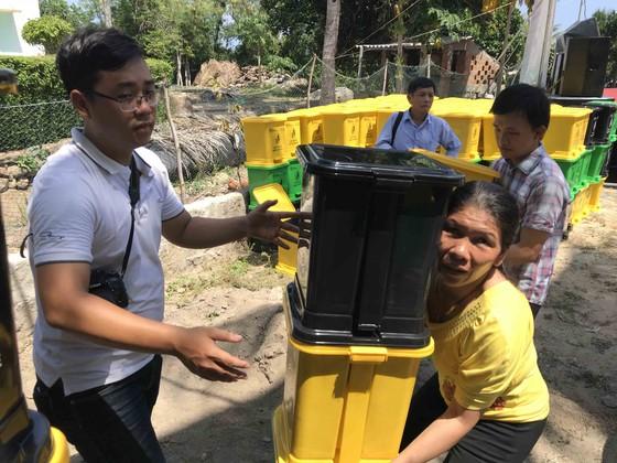 """Quảng Ngãi: Hơn 10.000 USD xây dựng mô hình """"làng không rác"""" ảnh 3"""