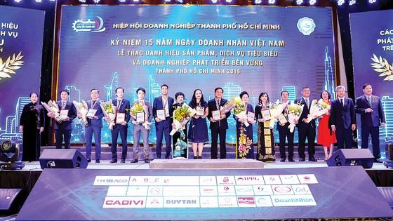 Chủ tịch HĐQT - Tổng Giám đốc Tập đoàn Hòa Bình nhận danh hiệu 'Doanh nhân Việt Nam tiêu biểu 2019' ảnh 2