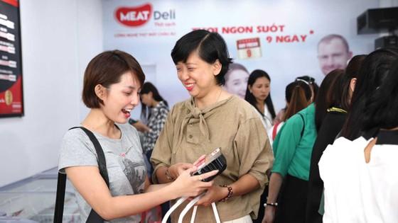 Thịt mát chuẩn quốc tế được 97% người tiêu dùng xác nhận tươi ngon (*) ảnh 2