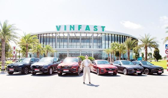 Ngô Thanh Vân làm đại sứ thương hiệu ô tô Vinfast  ảnh 5