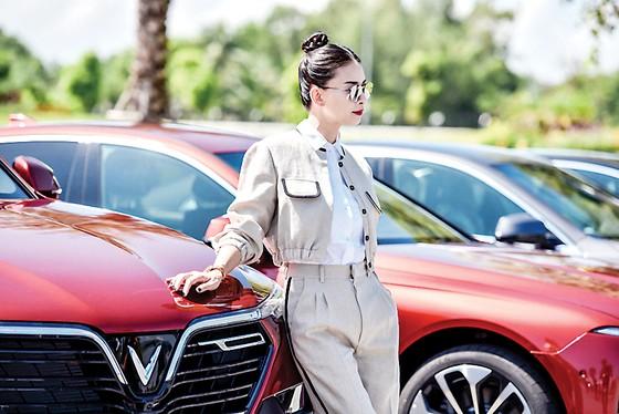 Ngô Thanh Vân làm đại sứ thương hiệu ô tô Vinfast  ảnh 4