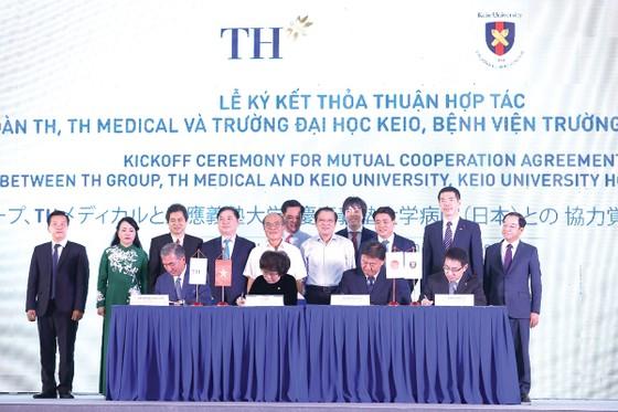Lần đầu tiên có tổ hợp y tế '3 trong 1' ở Hà Nội ảnh 1