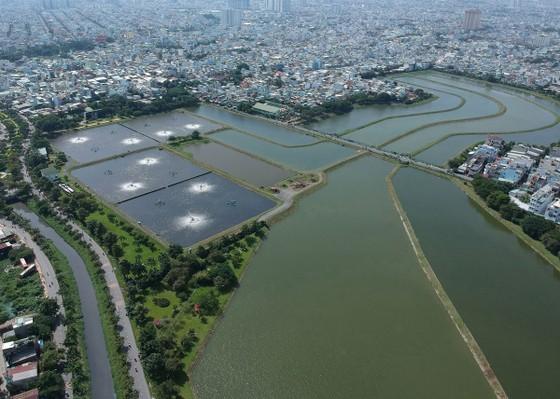 Hạ tầng xử lý nước thải đô thị: Cung không theo kịp cầu ảnh 1