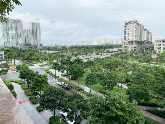 Xây dựng thành phố xanh - thân thiện môi trường ảnh 1