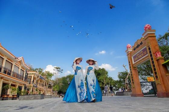 Tây Ninh: Tuyến đường 6 làn xe đến Chùa Bà Đen sẽ hoàn thành trước Tết Canh Tý ảnh 2