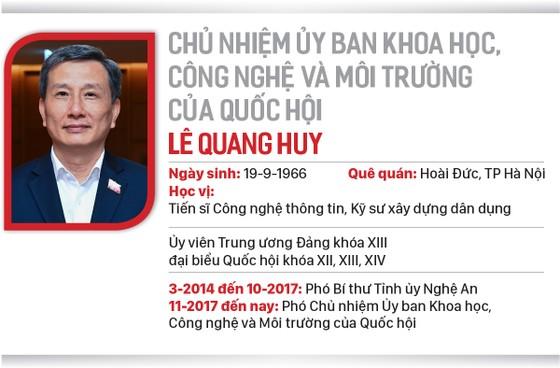 Đồng chí Bùi Văn Cường làm Tổng Thư ký Quốc hội ảnh 4