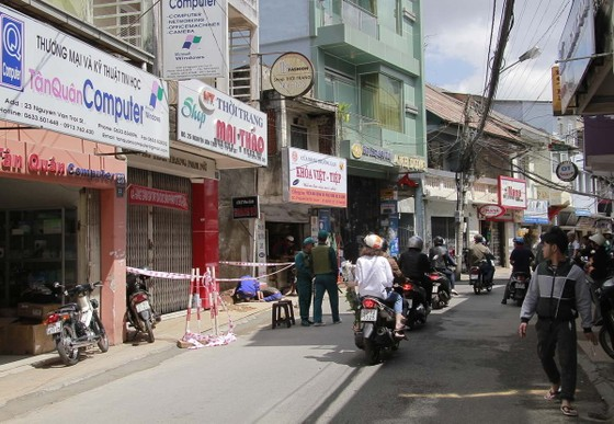 tìm nguyên nhân và đề xuất giải pháp ứng phó hiện tượng sụt lún đất tại khu vực trung tâm thành phố Đà Lạt ảnh 1