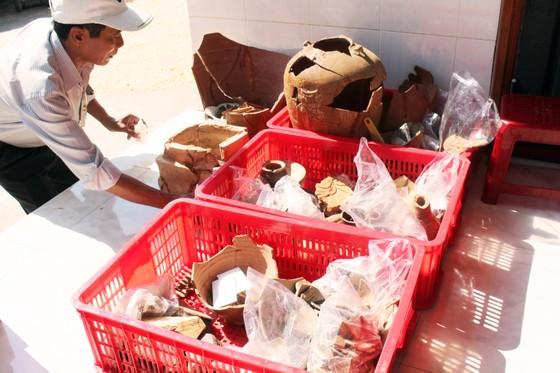 Hội thảo quốc tế gốm cổ Bình Định: Đánh giá lại giá trị gốm cổ Bình Định - Vương quốc Vijaya  ảnh 6