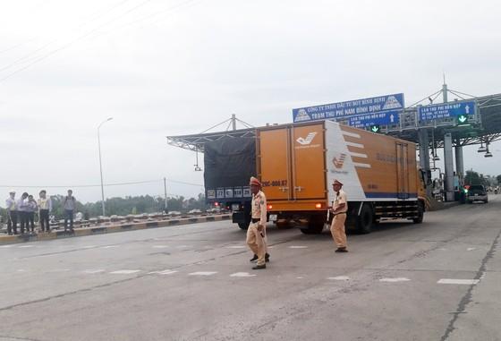 Hai Trạm thu phí BOT Nam và BOT Bắc Bình Định lên kế hoạch giảm giá vé ảnh 1