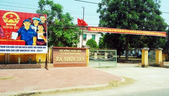 Nhiều sai phạm nghiêm trọng tại xã Nhơn Tân vẫn chậm được công khai? ảnh 1