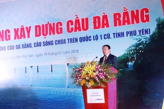 Khởi công xây dựng cầu Đà Rằng - cây cầu dài nhất miền Trung ảnh 3