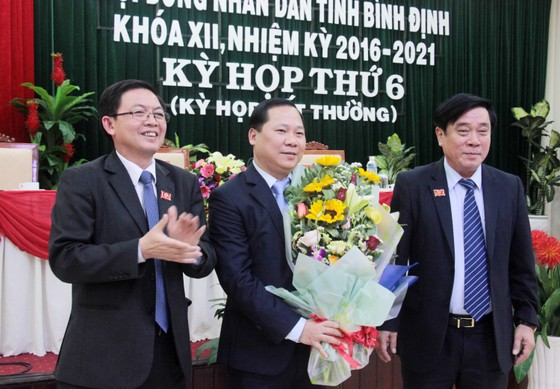 Ông Nguyễn Phi Long được bầu làm Phó Chủ tịch UBND tỉnh Bình Định ảnh 1