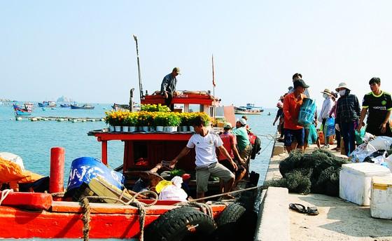 Tết sớm ở đảo biển Nhơn Châu ảnh 1