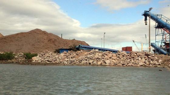 Bình Định yêu cầu DN tạm dừng các hoạt động xâm lấn cảng cá ảnh 3